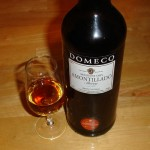 amontillado style sherry served iina special Copita glass