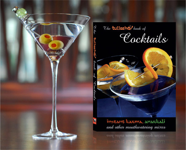 Tulleeho Book of Cocktails