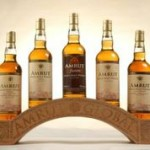 Amrut Single Malt range