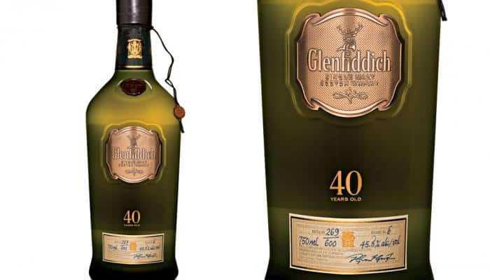 Glenfiddich 40 yo