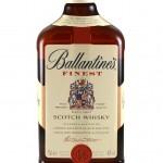 Ballantine's - Square Bottle