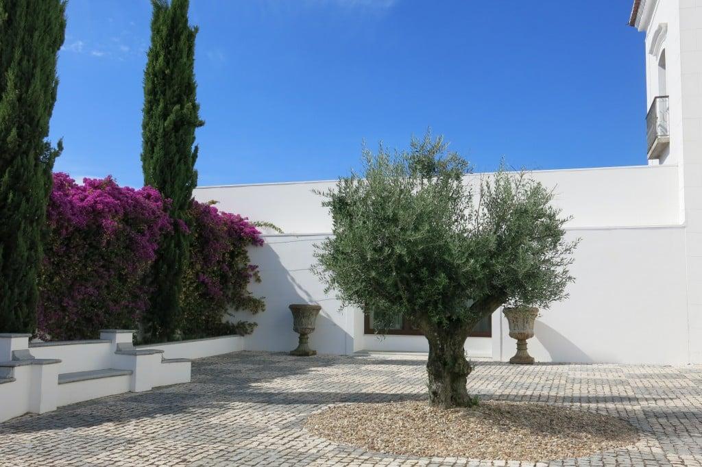 Convento do Espinheiro, award winning Hotel&Restaurant outside the Roman town of Evora, Alentejo
