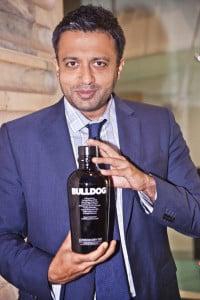 Anshuman Vohra - Founder of Bulldog Gin