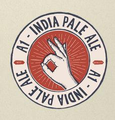 A 1 IPA - Gateway Brewing Company, Mumbai
